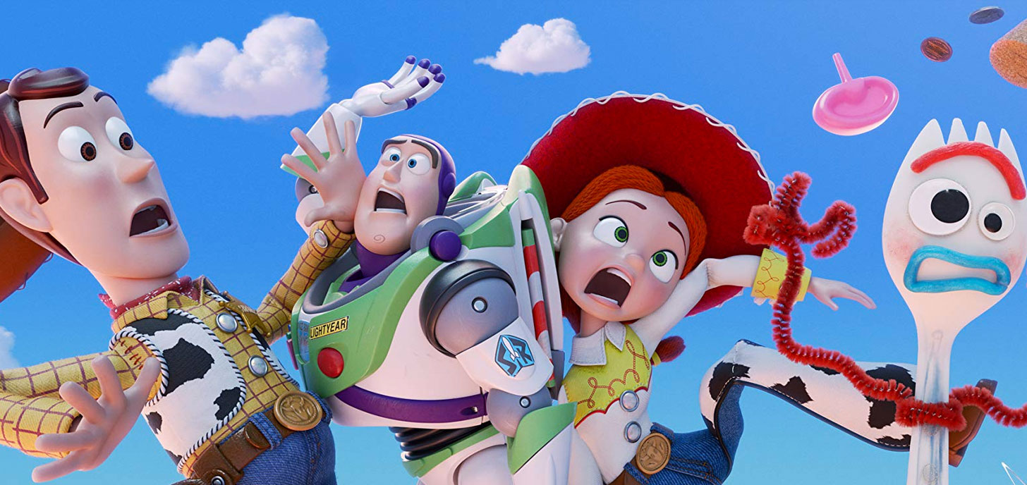 Now Showing: Toy Story 4