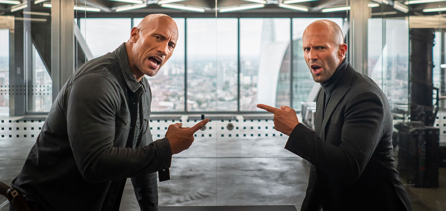 Coming Soon: Fast & Furious Presents: Hobbs & Shaw