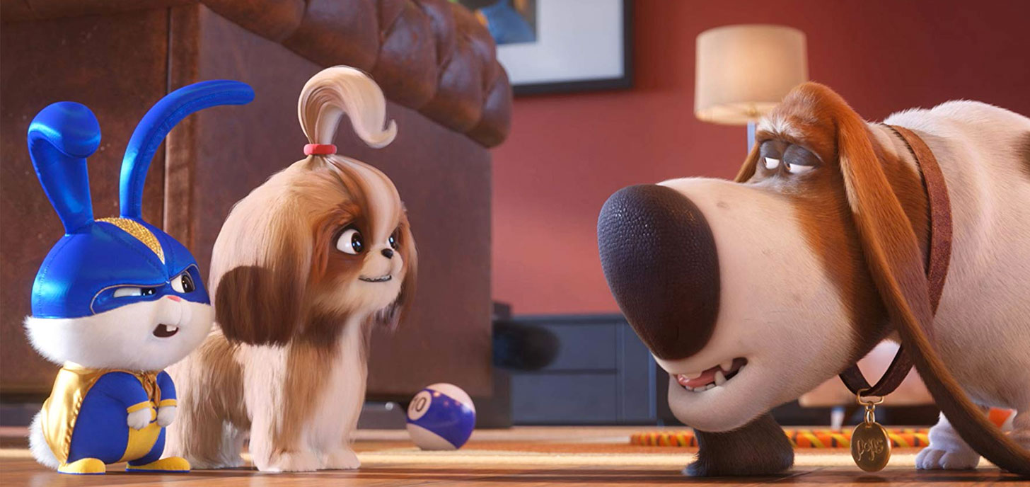 Now Showing: The Secret Life of Pets 2