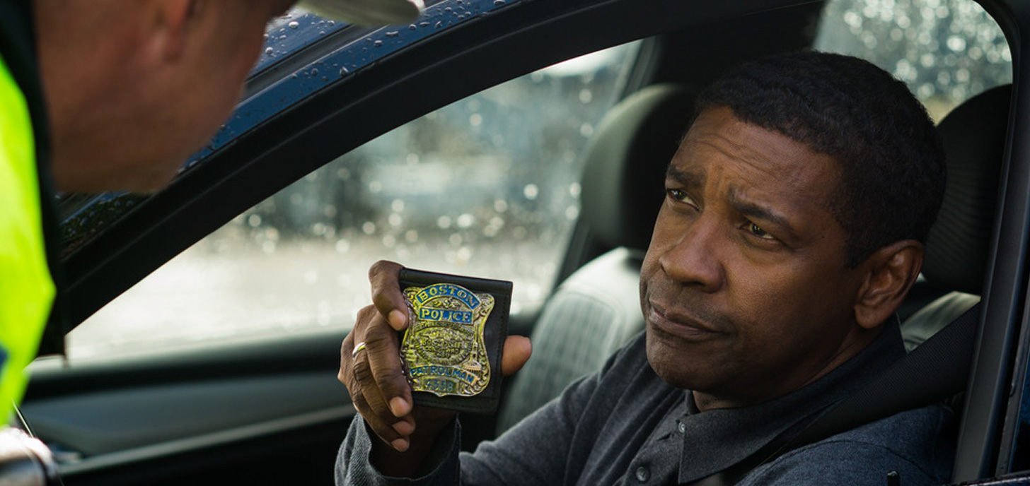 Now Showing: The Equalizer 2