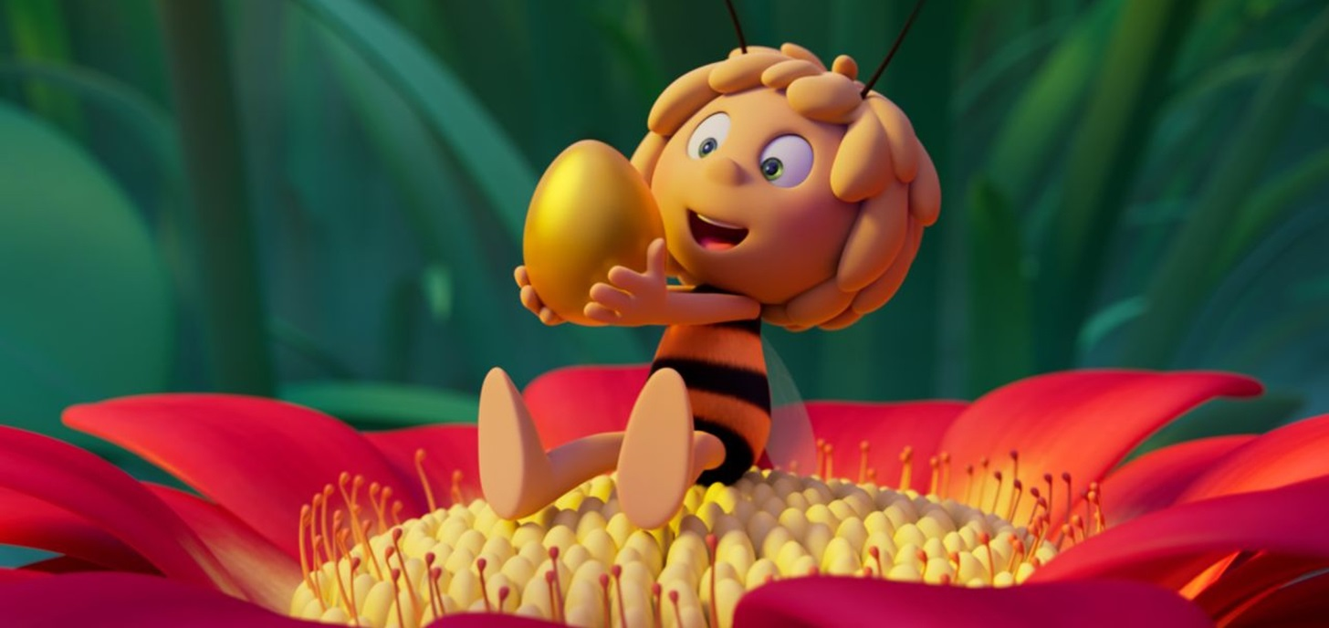 Now Showing: Maya the Bee: The Golden Orb